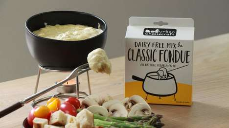 Vegan-Friendly Fondue Mixes