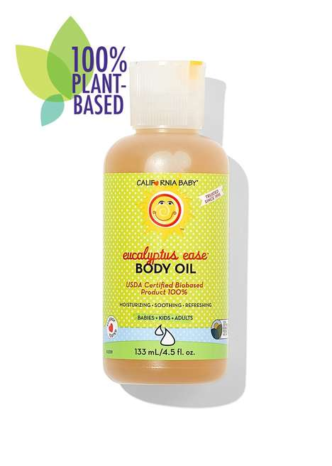Sustainable Plant-Based Baby Products