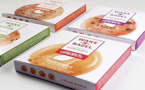 Preservative-Free Frozen Bagels