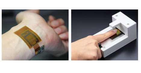Secure Biometric Sensor Designs