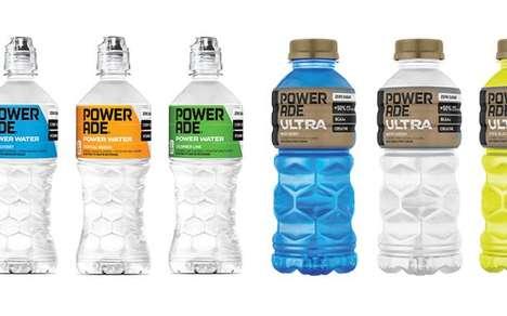 Optimized Hydration Sports Drinks