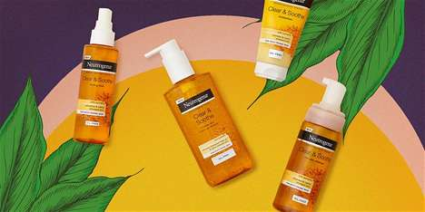 Turmeric-Powered Skincare Collections