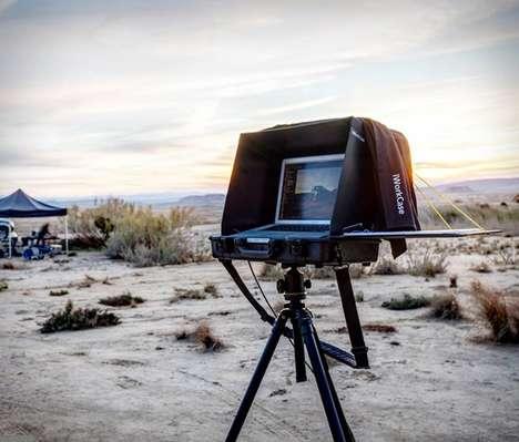 Field Photographer Laptop Workstations