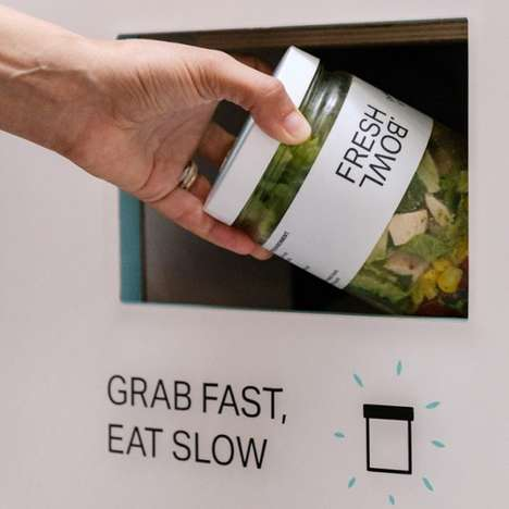 Waste-Reducing Vending Machines