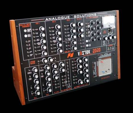 Handcrafted Analog Synths