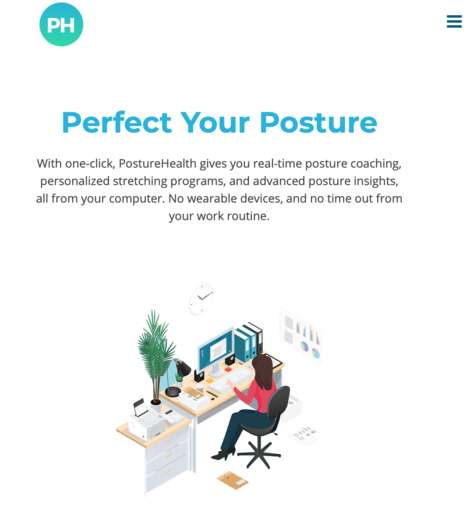 AI-Powered Posture Coaches