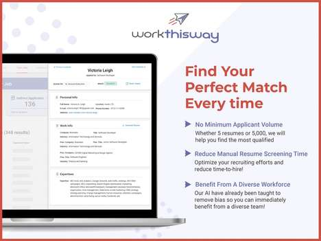 Applicant-Ranking Recruitment Platforms