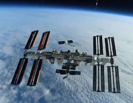 International Space Station Replicas