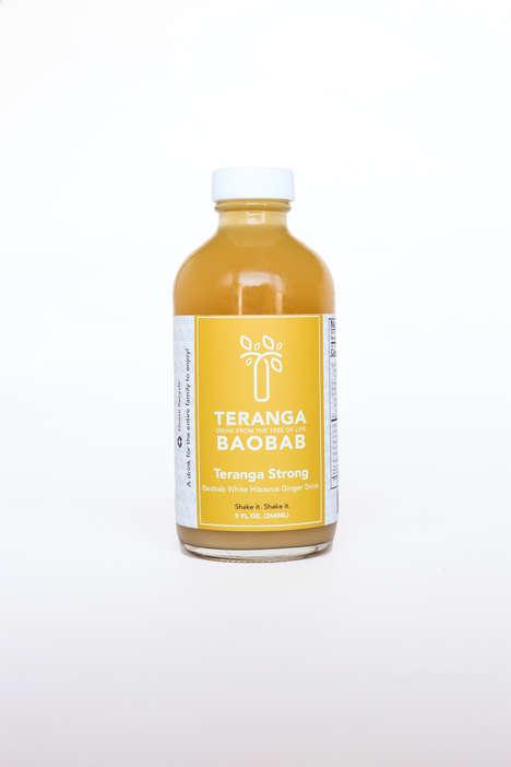 Functional Baobab Juices