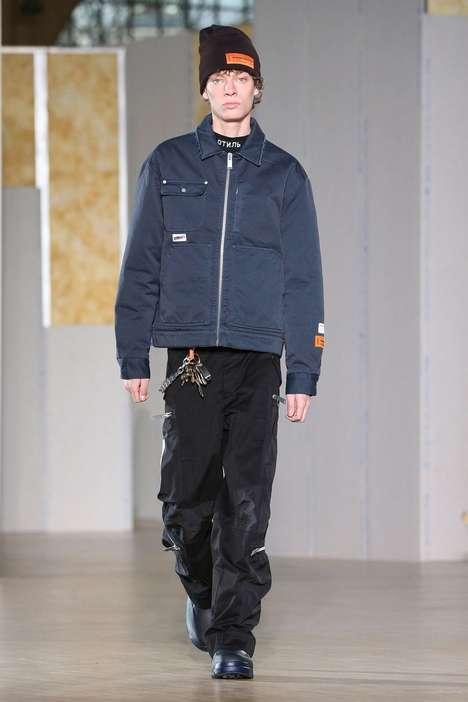 Militaristic Functional Fall Streetwear