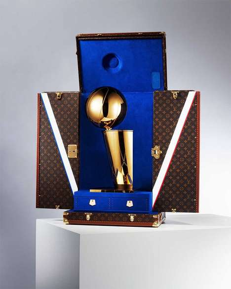 High-Fashion Trophy Trunks