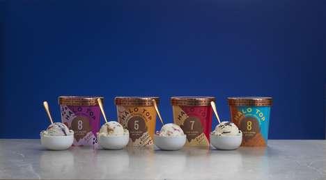 Low-Calorie Keto Ice Creams