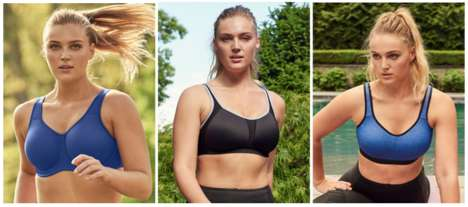 Movement-Specific Sports Bras