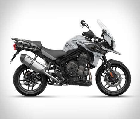 Off-Road Adventurist Motorcycles