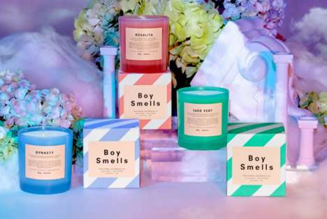 Romantic Gender Neutral Candles