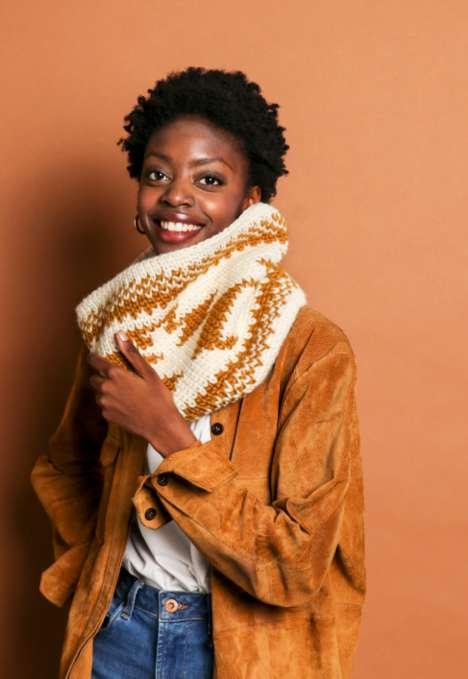 Western-Themed Knitting Kits