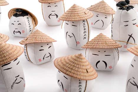 Farmer-Inspired Rice Packaging