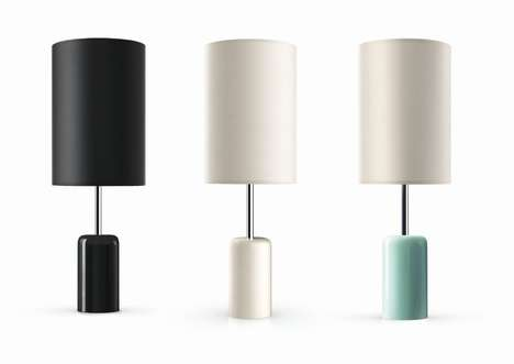 Touch-Enabled Wireless Lamps