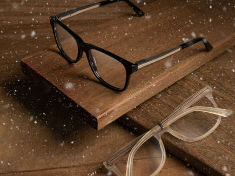 Ultra-Durable Handcrafted Bamboo Glasses