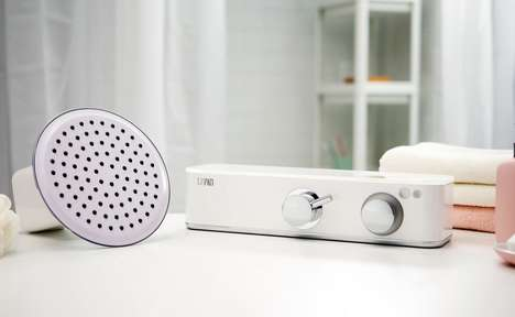 Customizable Smart Shower Systems