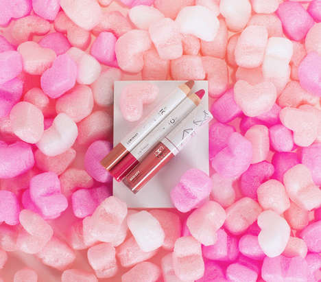 Romantic Clean Lip Kits