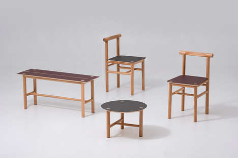 Manufacturing Waste Furniture Collections