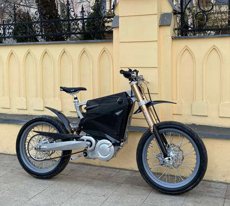 Hybrid Exploration Electric Motorcycles