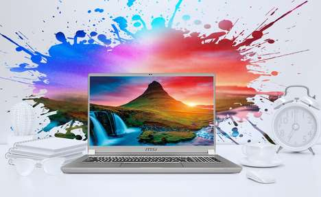 Creative Professional Editing Laptops