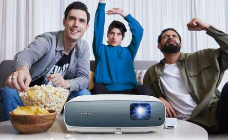Dynamic Entertainment Projectors