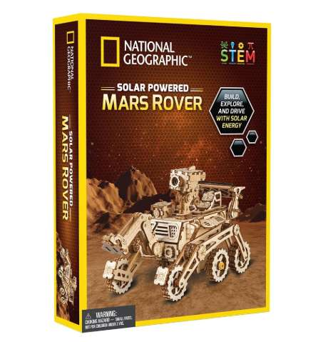 Mars-Themed STEM Toys