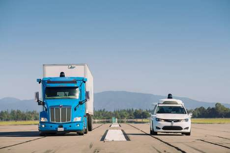 Self-Driving Long Haul Trucks