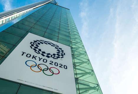 Social Media Olympics Coverage