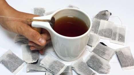Self-Filtering Teacups