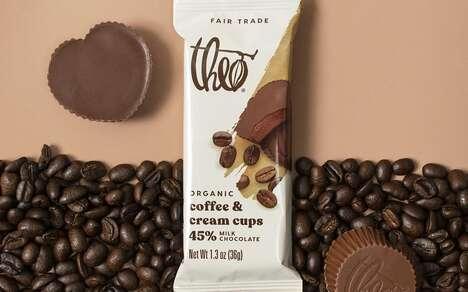 Premium Artisan Chocolate Cups