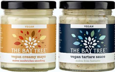 Creamy Vegan-Friendly Food Sauces