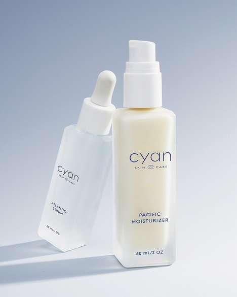 Ocean-Inspired Clean Skincare