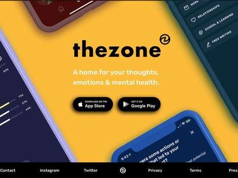 Digital Wellness-Tracking Apps