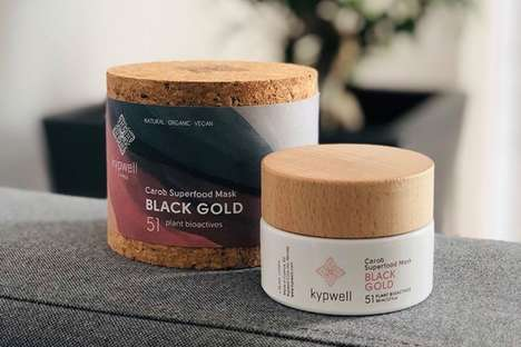 Cork Skincare Packaging