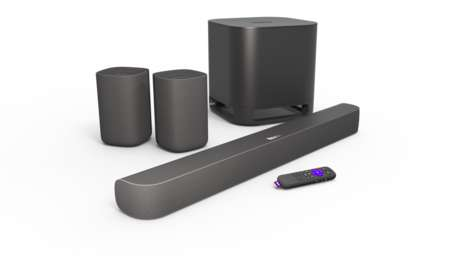 Surround Sound Wireless Speakers