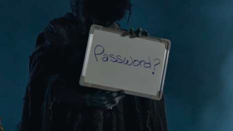 Frustrating Password Commercials