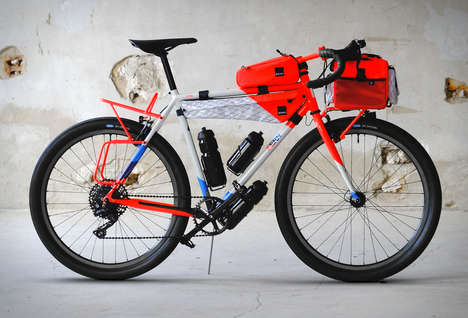 Motorcycle-Inspired Bicycles