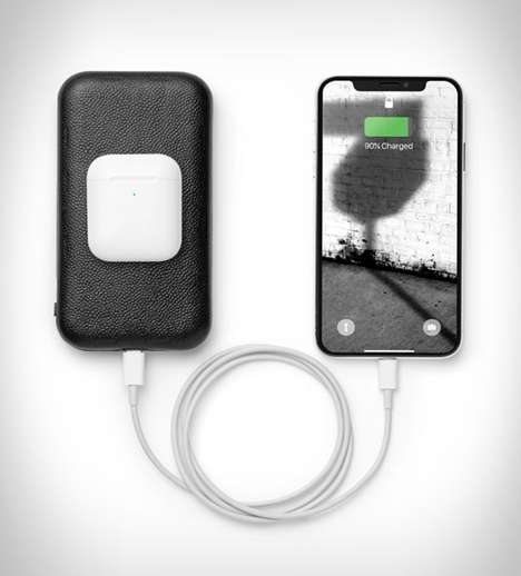 Lux Qi-Enabled Power Banks