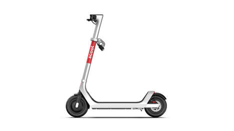 Damage-Reporting Electric Scooter Releases