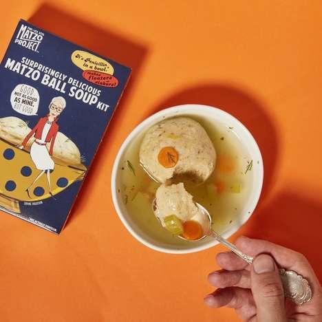 Matzo Ball Soup Kits