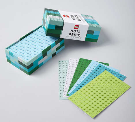 Building Block Office Stationery