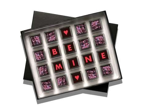 Romantic Luxury Chocolates