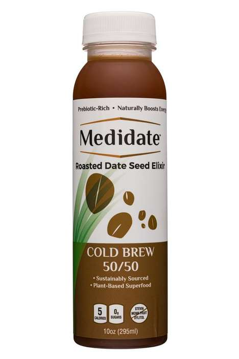 Roasted Date Seed Elixirs