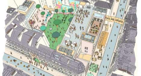 15-Minute City Concepts