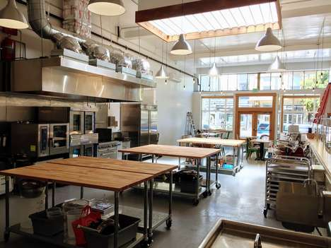 Shared Kitchen Makerspaces