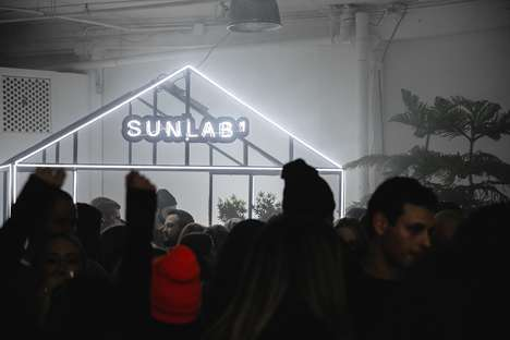 Immersive Cannabis Launch Events